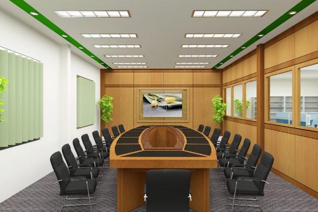 cách lựa chọn ghế phòng họp cho từng kiểu không gian