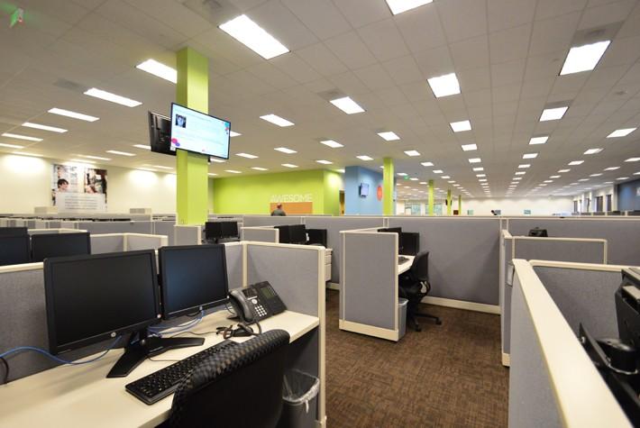 Thiết kế nội thất văn phòng đẹp chuyên nghiệp
