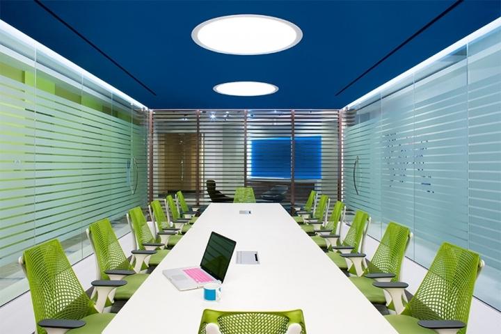 Thiết kế văn phòng xanh chuyên nghiệp