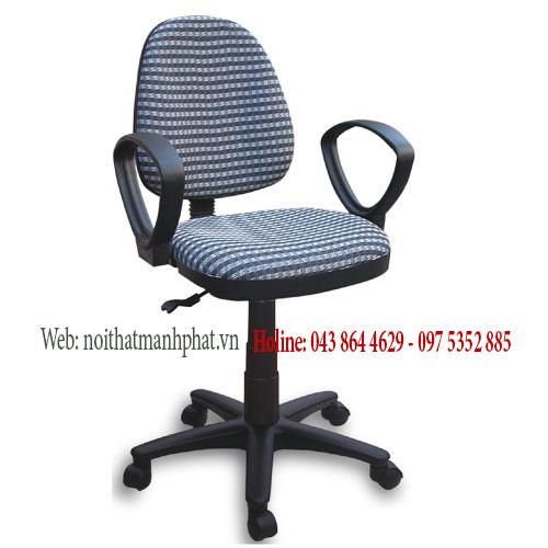 Ghế xoay văn phòng SG550 màu kẻ