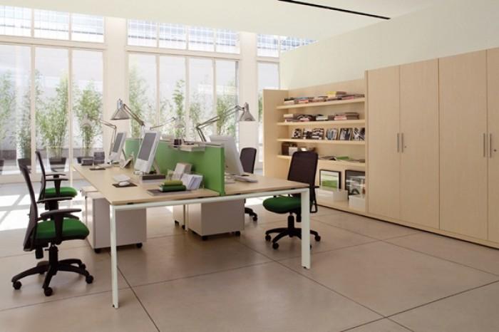Nội thất văn phòng đẹp hiện đại và hợp phong thủy