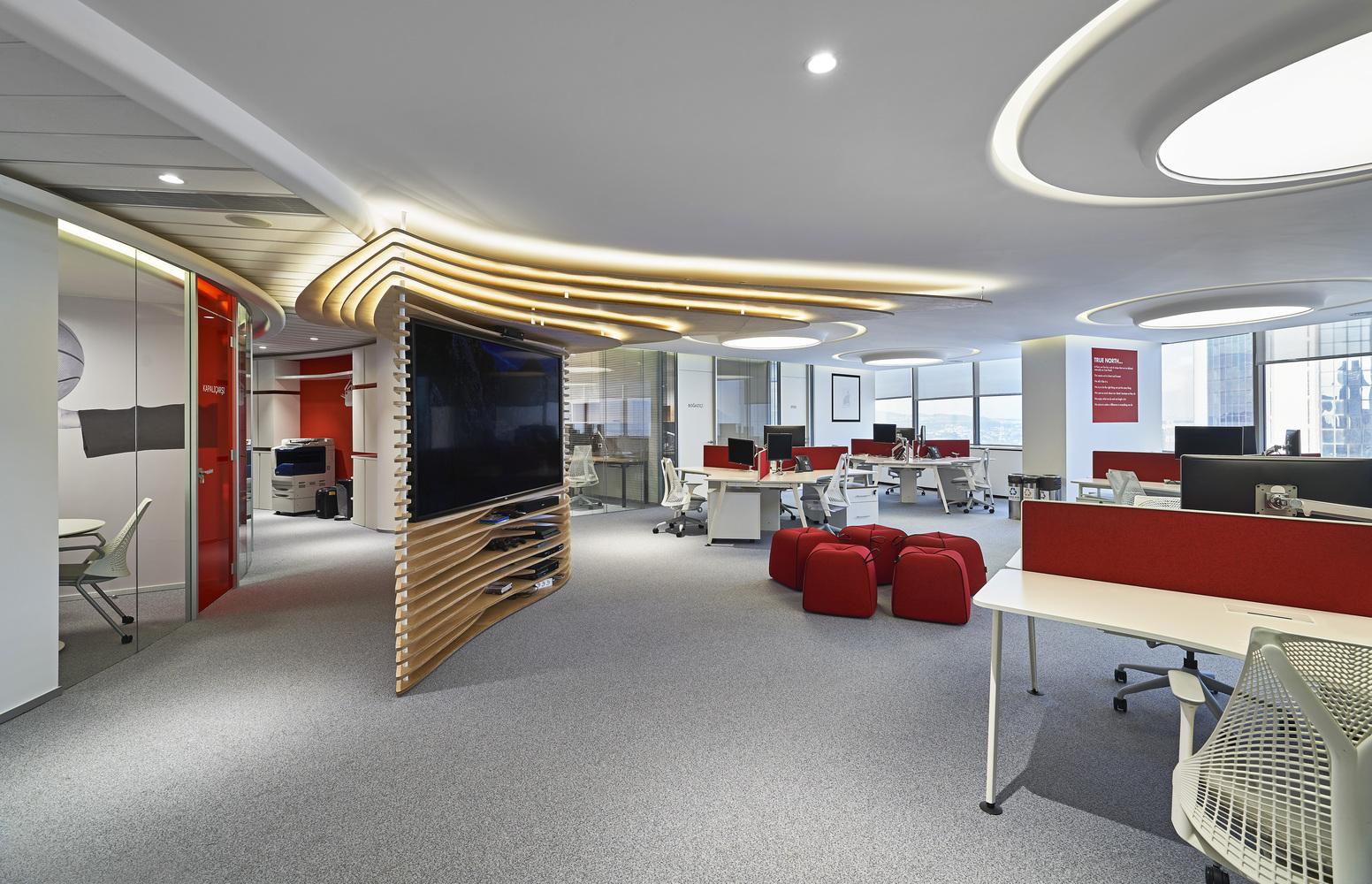 Kết quả hình ảnh cho thiết kế nội thất văn phòng đẹp